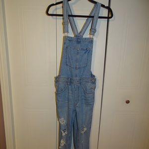 *H&M* Jean suspenders